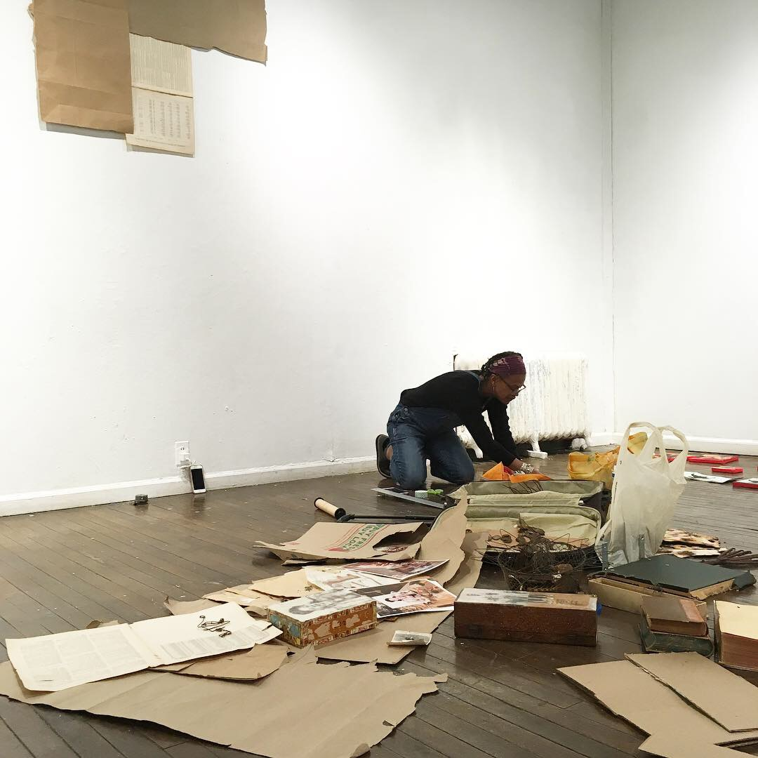 Artessa Aliiance Process Biennial Image, Brenda Howell