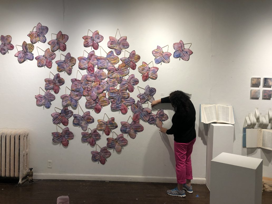 Artessa Aliiance Process Biennial Image, Rashida