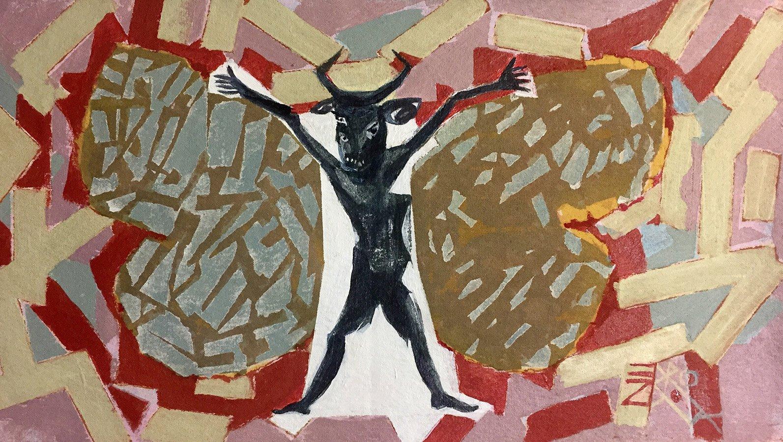 Elena Drozdova Painting 5