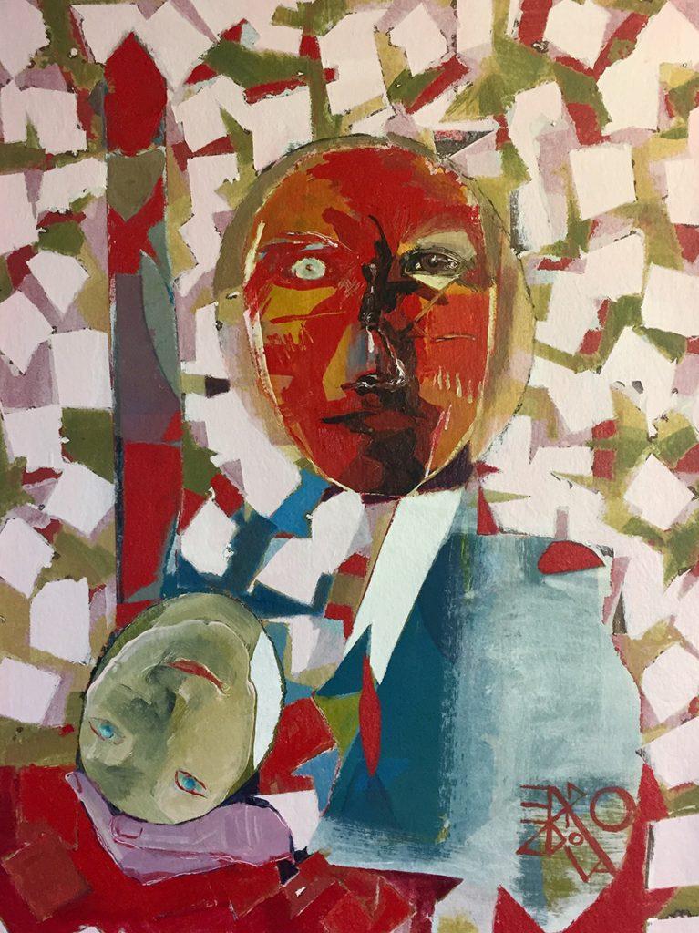 Elena Drozdova Painting 6