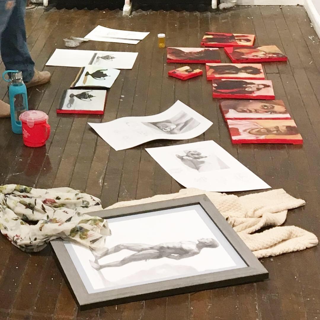 Megan Grugan Process Image