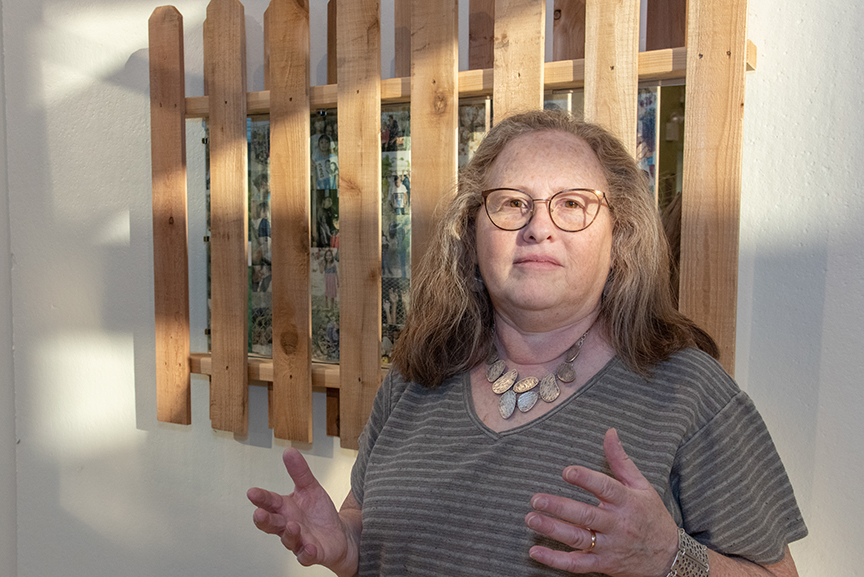 Julie Mann at Marginalized