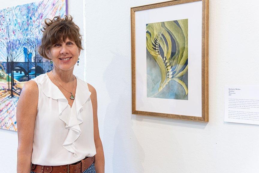 Kimberly Mehler at Marginalized