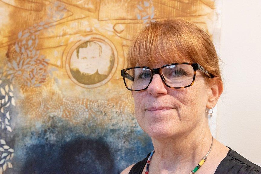 Karen Hunter McLaughlin at Marginalized