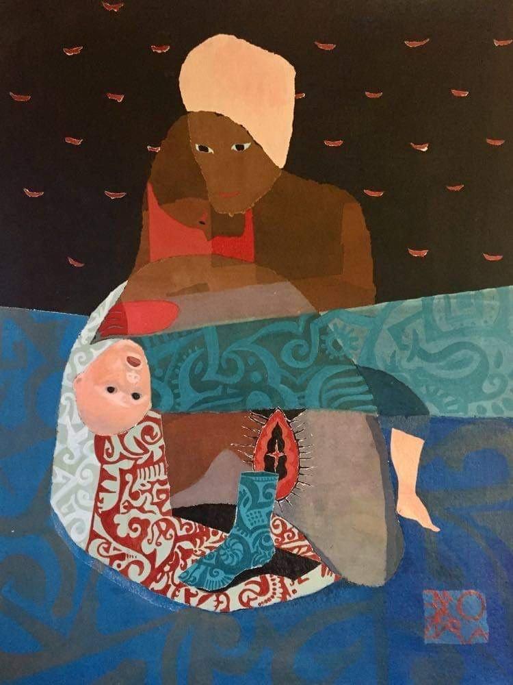 Elena Drozdova, Painting 1