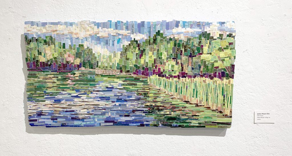 Janice Hayes Cha, Hills Pond
