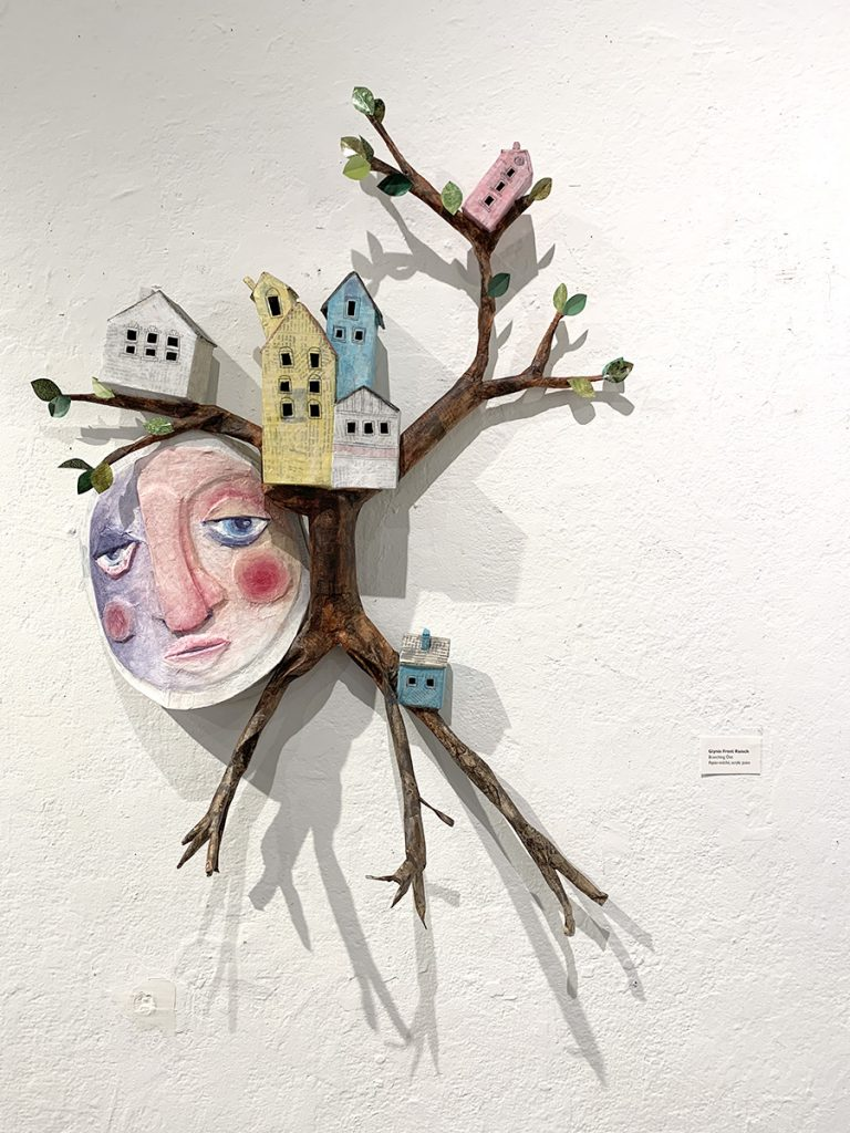 Glynis Raisch, Branching Out