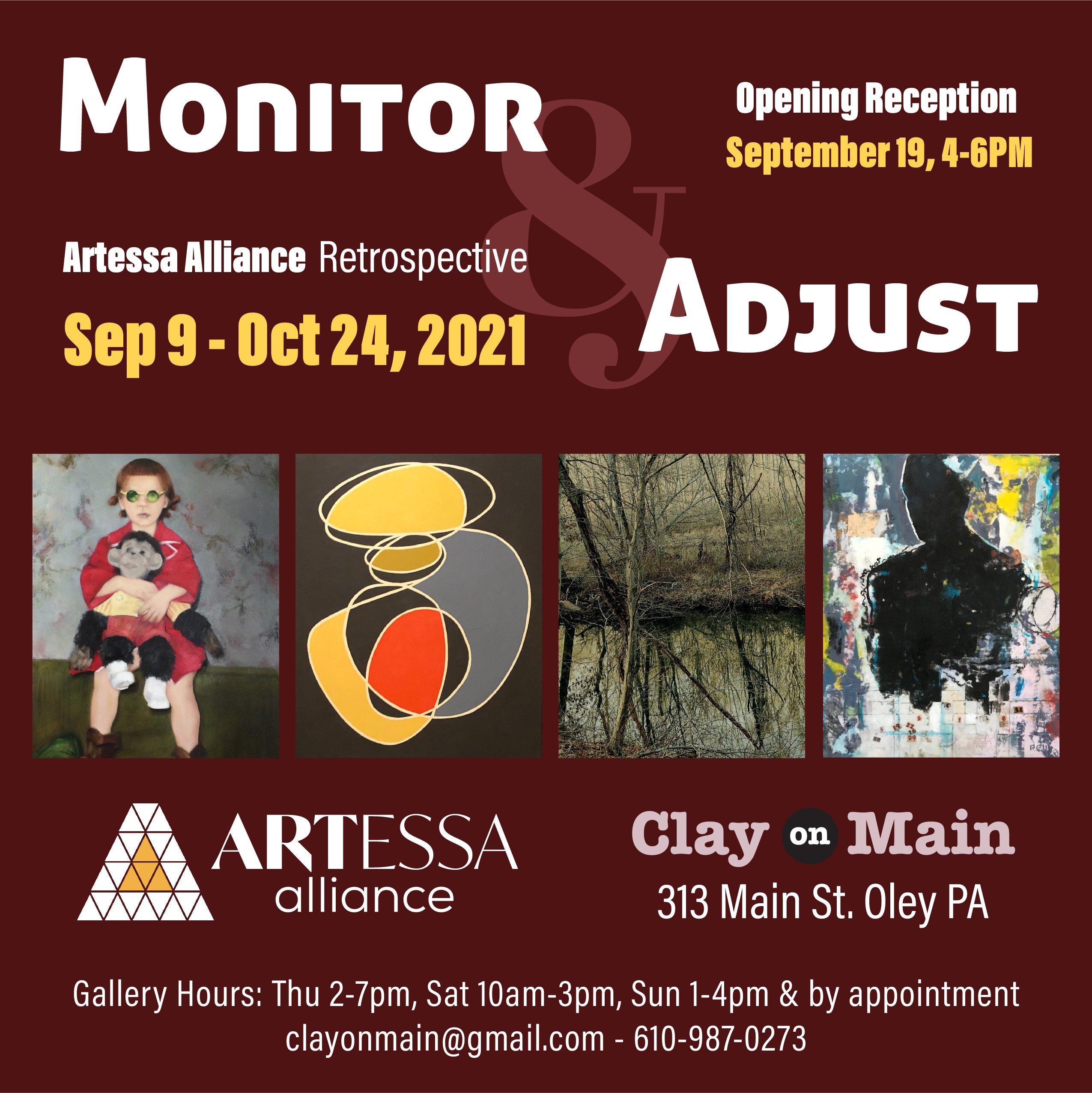 Monitor & Adjust Artessa Alliance at Clay on Main
